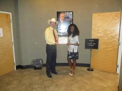 Congrats to Lakia Starks of Alabama News Network