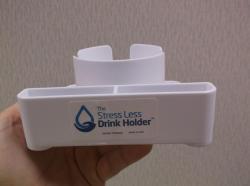 Stressless Drink Holder designed by Ken Allen